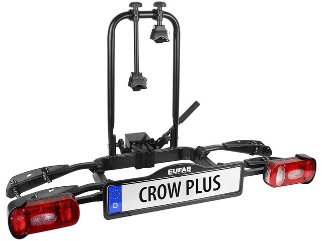 Eufab Crow Plus Porte-vélos Extensible